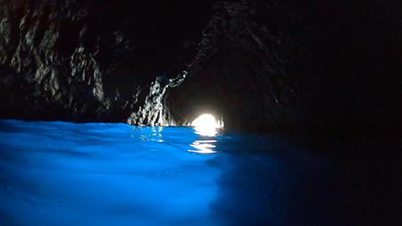 Grotta Azzurra a Capri (NA)