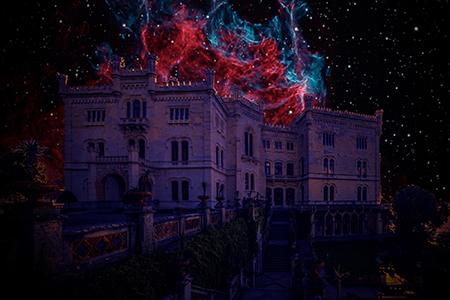 'Libra' al Castello Miramare - Nebula