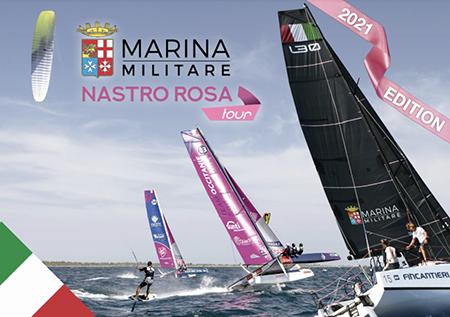 'Marina Militare Nastro Rosa Tour'