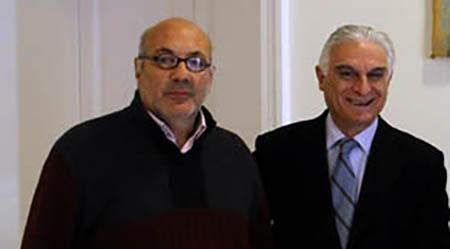 Michele Faiella e Giuseppe Canfora