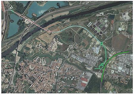 Nuovo ponte sull'Arno