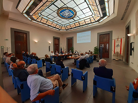 Palazzo Strozzi Sacrati a Firenze