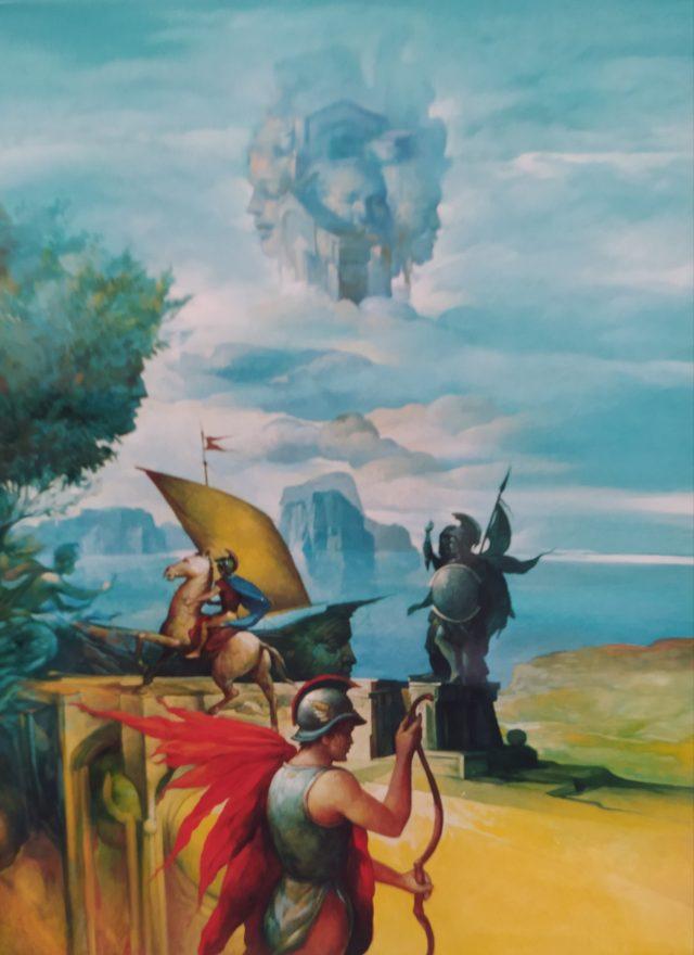 Remote terre del Mito di Vincenzo Cacace