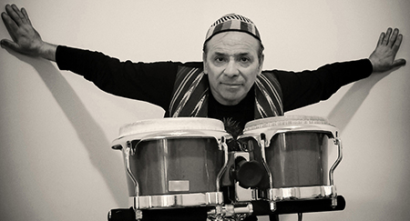 Tony Cercola - foto Augusto De Luca