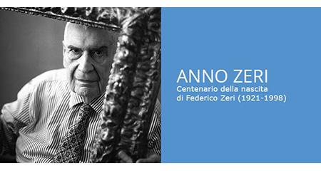 Anno Zeri - centenario della nascita di Federico Zeri