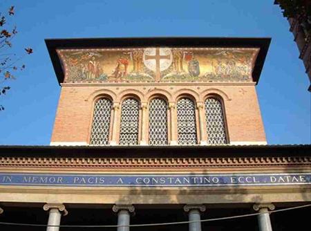 Basilica Magistrale di Santa Croce a Roma
