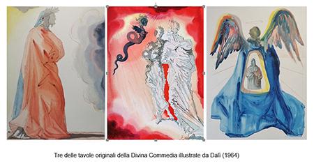 'Il Dante di Dalí'