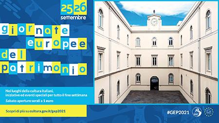Il Madre per le Giornate Europee del Patrimonio 2021