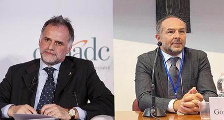 Massimo Garavaglia e Gian Piero_Gogliettino