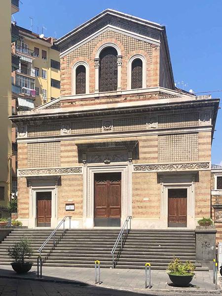 Napoli, Vomero, Basilica di San Gennaro ad Antignano