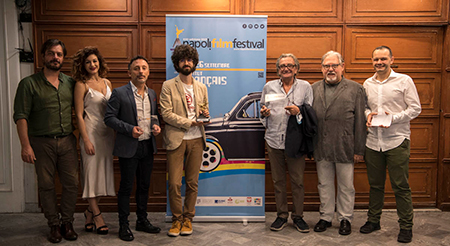 Premiati 'Napoli Film Festival'