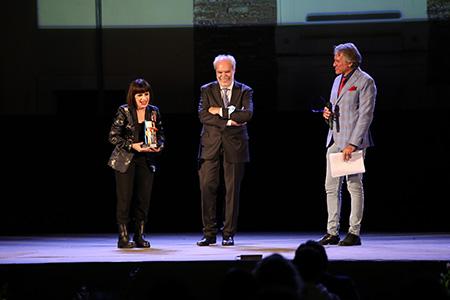 Premio speciale alla carriera a Lalla Esposito