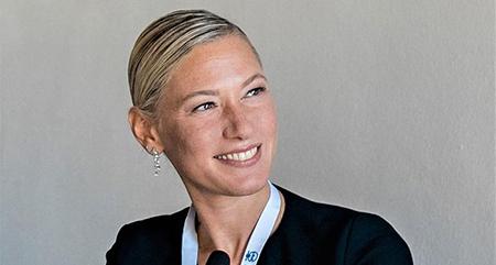 Valentina Picca Bianchi, Presidente del Gruppo Donne di FIPE - Confcommercio