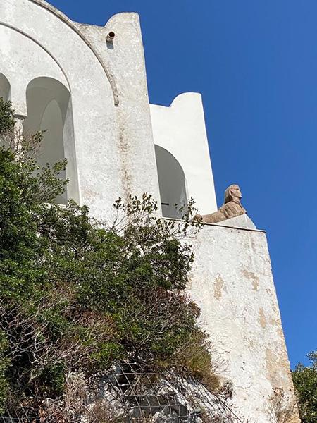 Villa San Michele a Capri (NA) - ph Rosy Guastafierro