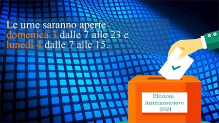 Elezioni amministrative Napoli 2021
