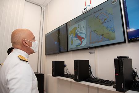 MARICAPITALE si amplia: nasce il Comando Marittimo Centro e Capitale