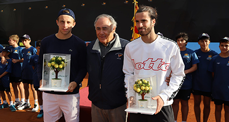 Tennis Napoli Cup by Arnone